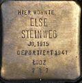 Stolperstein Cologne, Else Steinweg (Königstraße)