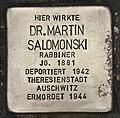 Stolperstein für Dr. Martin Salomonski.jpg