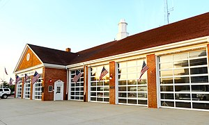 Stone Harbor, New Jersey - Firehouse