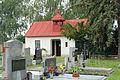 Straky, kaple, hřbitov.JPG