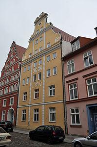 Stralsund, Fährstraße 29 (2012-03-11), by Klugschnacker in Wikipedia.jpg