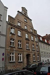 Stralsund, Fährstraße 2 (2012-03-11), by Klugschnacker in Wikipedia.jpg