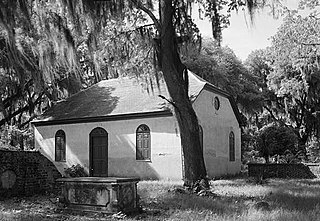 Strawberry Chapel and Childsbury Town Site human settlement in South Carolina, United States of America