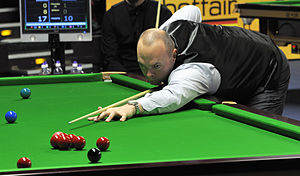 Stuart Bingham - Stuart Bingham at the 2013 German Masters.