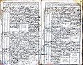 Subačiaus RKB 1827-1830 krikšto metrikų knyga 030.jpg