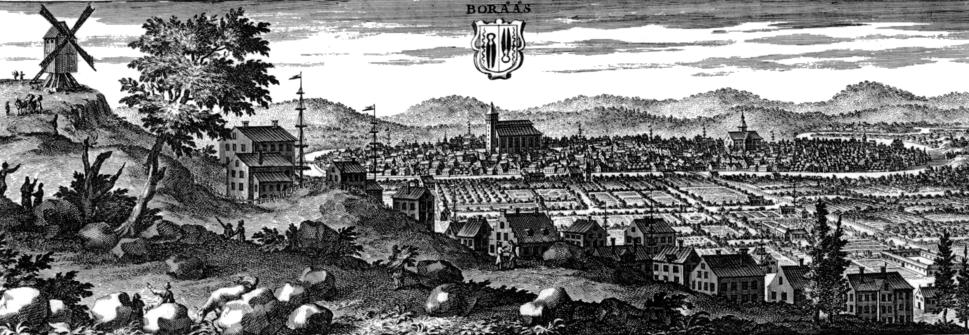 Suecia 3-043 ; Borås
