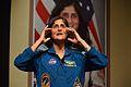 Sunita Lyn Williams - Science City - Kolkata 2013-04-02 5918.JPG