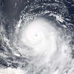 Super Typhoon Chataan 2002