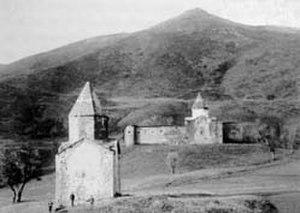 Arakelots Monastery - Image: Surp Arakelots