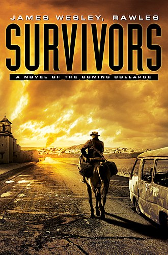 Patriots (novel series) - Cover of the first edition of Survivors.