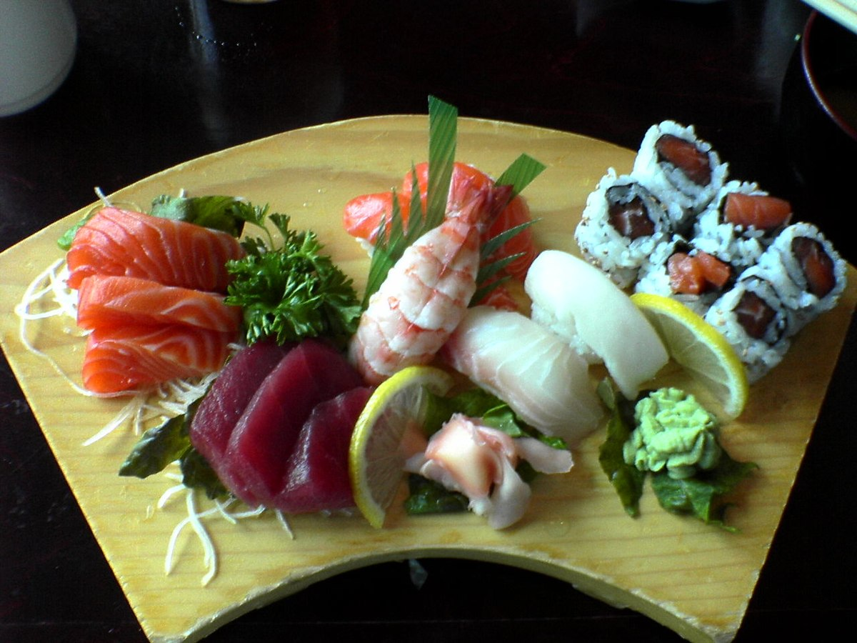 List of sushi and sashimi ingredients - Wikipedia