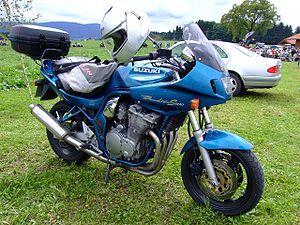 Suzuki Bandit N