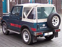 Mini Sport Utility Vehicle Wikipedia