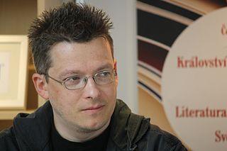 Rafał Kosik Polish writer