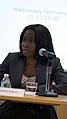 Sveriges likestillingsminister pa de nordiske likestillingsministrenes seminar under FNs kvinnekommisjons sesjon (CSW55) i New York onsdag 23. februar 2011 (1).jpg
