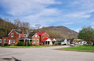 Sylvester, West Virginia - Houses in Sylvester