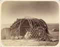 Syr Darya Oblast. Interior of a Kyrgyz Tent WDL11000.png