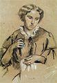 Székely Portrait of artist's wife c. 1860.jpg