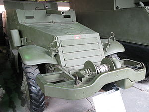 T48 Gun Motor Carriage - A T48 in the Kubinka tank museum.