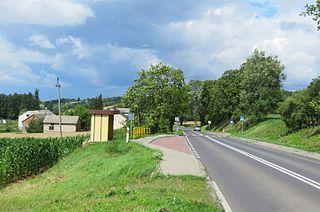 Tadajewo Village in Kuyavian-Pomeranian Voivodeship, Poland