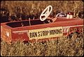 TOY CAR ON THE JOHN REDDING RANCH AT SARPY BASIN. THE REDDINGS HAVE REFUSED TO SELL TO THE WESTMORELAND COAL COMPANY - NARA - 549165.jpg