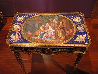 French master cabinetmaker of German origin