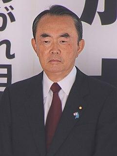 Takeo Hiranuma Japanese politician