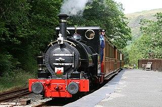 Talyllyn Railway Narrow gauge railway in north Wales
