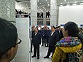 Tang Renjian in Lanzhou University.jpg