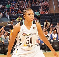 Tanisha Wright at 2 August 2015 game cropped.jpg
