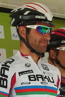 Elchin Asadov Azerbaijani cyclist