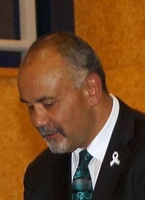 Te Ururoa Flavell - Te Ururoa Flavell in 2012