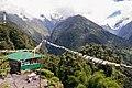 Tea House during Annapurna Base Camp trek, Chhomrong Hill-2994.jpg