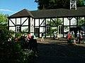 Tea Rooms at Hodnet Hall Gardens - geograph.org.uk - 1470193.jpg