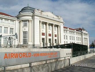 Technisches Museum Wien - Image: Technisches Museum Wien
