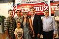 Ted Cruz, Rick Santorum, and Congressman Michael Burgess (7742707202).jpg