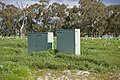 Telstra roadside cabinet housing a RIM and CMUXA.jpg