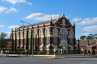 Roman Catholic Archdiocese of Canberra and Goulburn - Sacred Heart Church in Temora