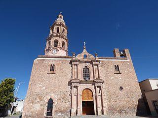 Luis Moya, Zacatecas Municipality in Zacatecas, Mexico