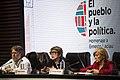Teresa Parodi en la apertura de El pueblo y la política homenaje a Ernesto Laclau (21380668624).jpg