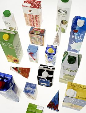 illustration de Tetra Pak