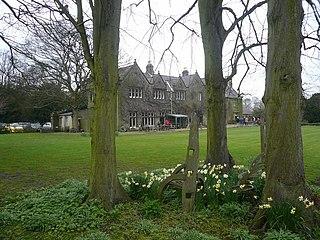 Teversal Manor