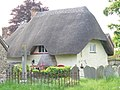 Thatched Cottage, Shrivenham - geograph.org.uk - 814148.jpg