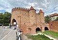 The Barbakan in Warsaw, Poland 01.jpg