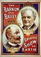 The Barnum & Bailey Greatest Show on Earth. (Portraits of P.T. Barnum (and) J.A. Bailey LCCN2002719029.jpg