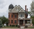 The Bowen Mansion, as of 2015 the home of the Pueblo County Office of Planning and Development in Pueblo, Colorado LCCN2015632355.tif