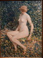 The Butterfly by Childe Hassam, 1902, oil on canvas - Huntington Museum of Art - DSC05152.JPG