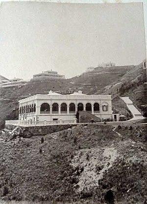 Ho Tung Gardens - Image: The Fall (1887 1927)