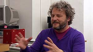 Tobias Rehberger -  Tobias Rehberger in the movie The Future of Art (2010)