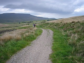 Lady Annes Way Long-distance path in Northern England